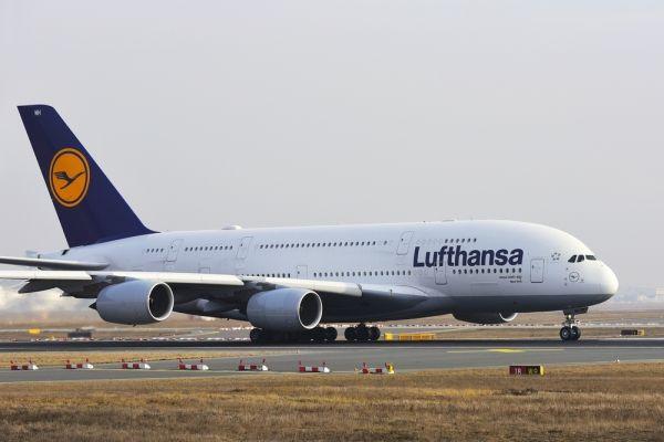 今冬汉莎航空将用A380执飞法兰克福-曼谷航线