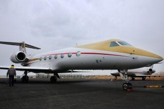 华夏飞机工程顺利完成首例湾流G550定检