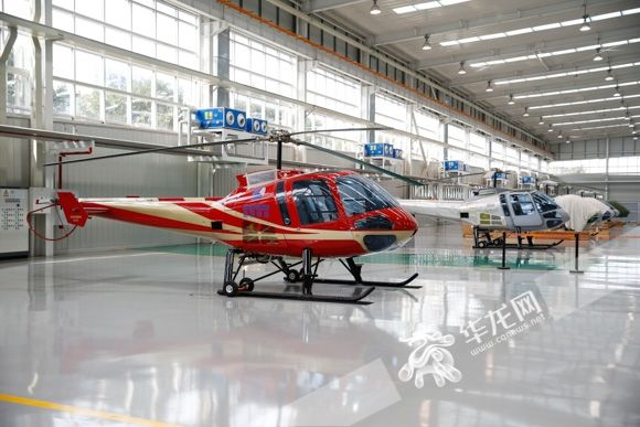 龙兴通用机场预计年底投运 开展生产性试飞