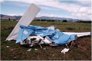 由梅西大学飞行学院空中相撞事故引发的思考