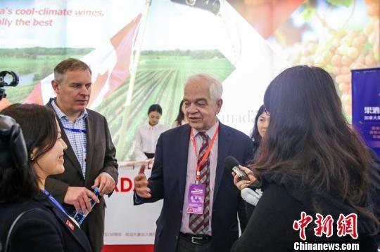 加拿大新任驻华大使访川:希望开通更多直航航班