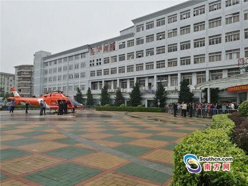 空中120成现实!江门人可享受直升机救援服务