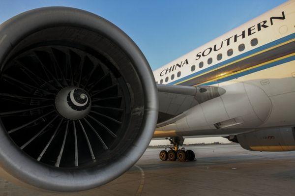"""飞机发动机的""""洪荒之力"""""""
