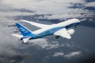 天津波音赢取第12个新项目订单 787垂直尾翼