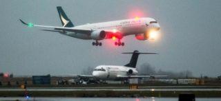 国泰航空开通加拿大首个空客A350定期航班