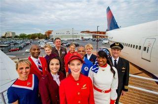 【图集】世界首架波音747-400进入公开展示