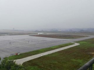 怀化芷江机场2600米跑道正式启用
