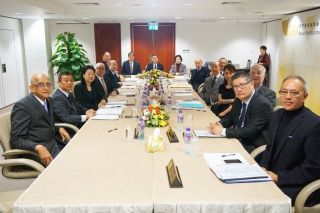 澳门国际机场召开年度股东大会暨董事局会议