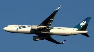 新西兰航空波音767正式退役