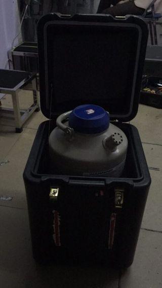 液氮罐机场不能登机 曾贮存动物精子