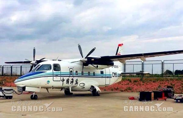 运十二F飞机将正式投入运营 执行海监飞行作业