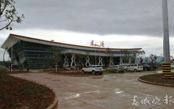 普洱澜沧景迈机场5月26日正式通航