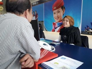 泰国市场成为南航海外业务量最大市场