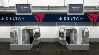达美航空测试人脸识别技术 加速行李托运流程