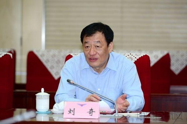 江西省省长刘奇