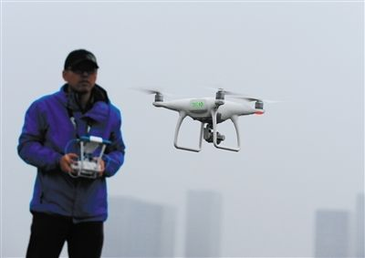 无人机登记系统上线 合格驾驶员全国仅万人