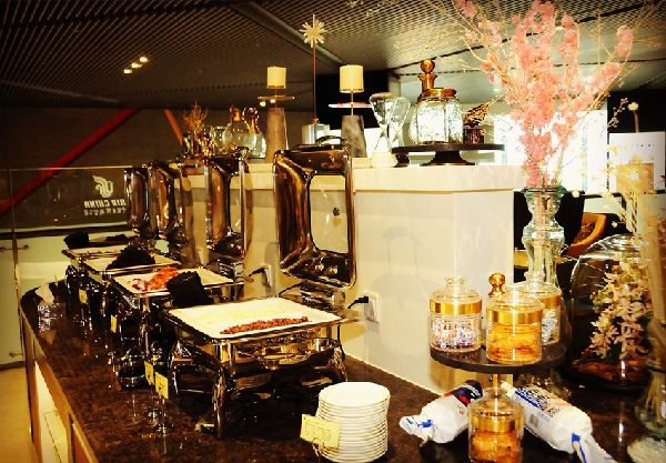 国航上海虹桥机场V3头等舱休息室投入使用