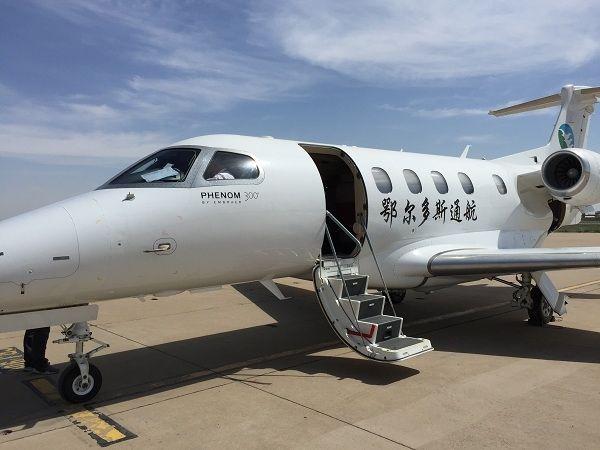 鄂尔多斯通航飞鸿300机型驾驶舱航线接受监察