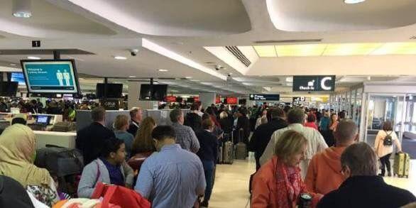 因软件故障 澳洲新西兰多个机场大规模延误