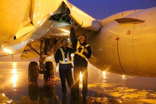 南航新疆持续开展争创十佳安全标兵活动
