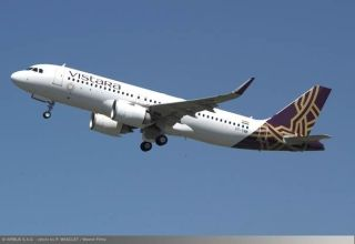 印度Vistara航空接收其首架空客A320neo飞机