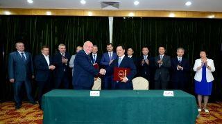 中国航协与俄罗斯航协签署合作协议