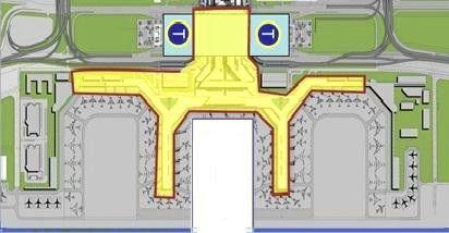虹桥机场T2候机楼