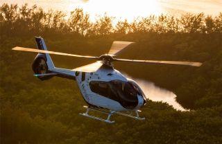 空中客车直升机在华首条总装线破土动工