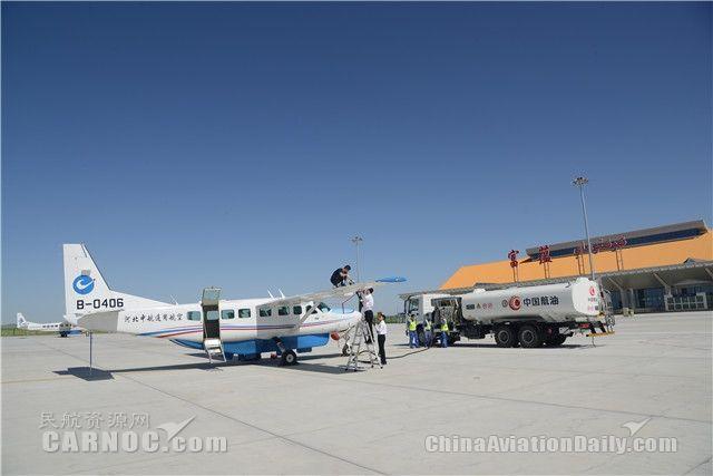 富蕴-喀纳斯低空航线即将开通 新疆第二条