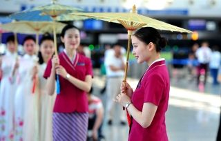 端午小长假南航广州进出港旅客超22万人次