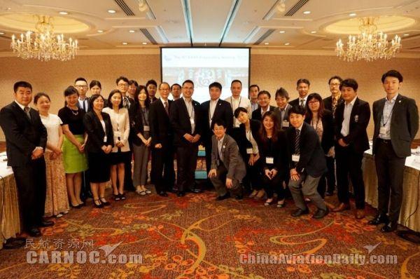 澳门机场参加第16届东亚机场联盟工作组会议