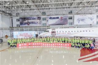 放飞蓝天梦!中一航空组织儿童节公益活动