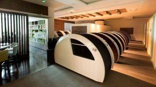 迪拜国际机场推出睡眠舱 长途旅行更加舒适