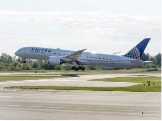 民航早报:美联航将开通美国史上最长航线