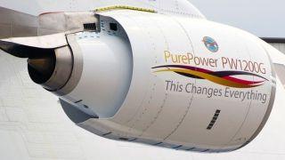 普惠静洁动力齿轮传动式涡扇发动机获型号认证