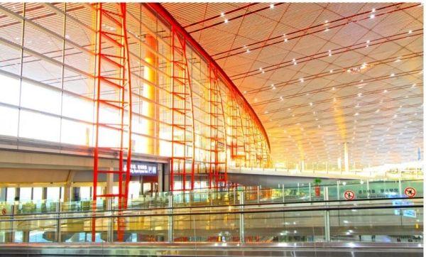 全球12个最具美感机场  北京、深圳机场上榜