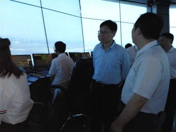 王志清到西南开展安全督查 重点调研无人机管控