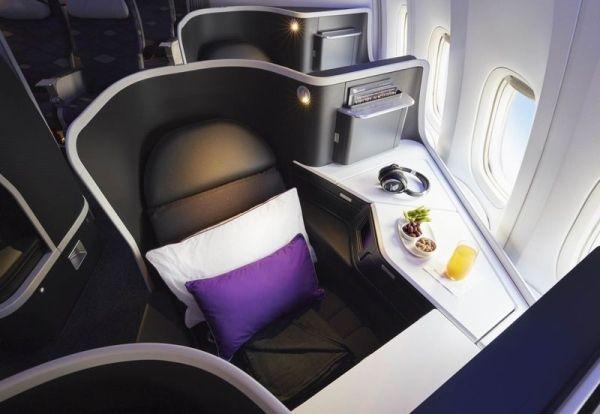 未来商务舱趋势:大空间、高科技、个人定制