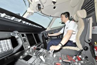 汉华航空有计划、有步骤开展