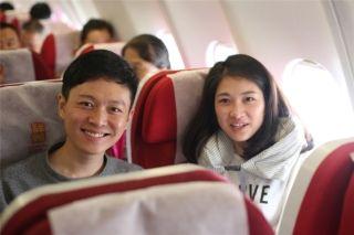 6月12日,祥鹏航空正式开通昆明—莫斯科航线,这是国内低成本航空公司开通的首条远程洲际航线,也是云南首条直飞东欧的定期航线。航班号为8L9503/04,由A330-300宽体客机执飞,飞行时间约9小时。祥鹏航空供图