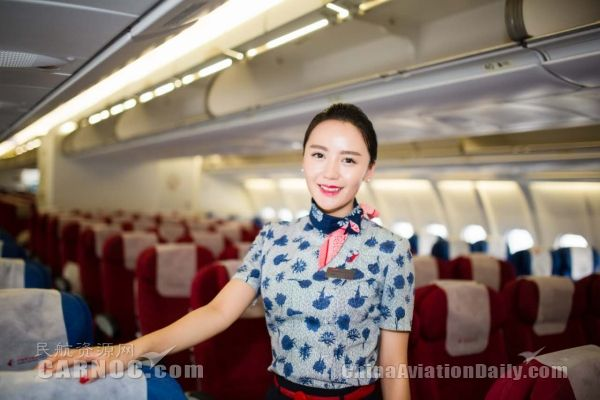 新疆女孩的梦想3次方:从舞者、演员到东航空乘