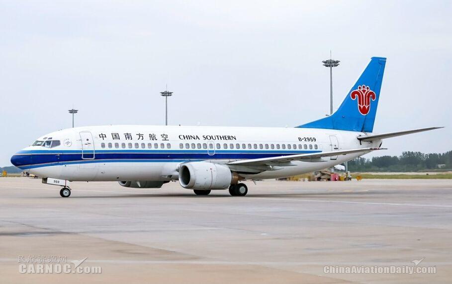 5月国内航司新引进22架飞机 737-300客机退役