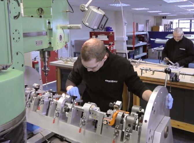 中国企业并购英国航空零部件制造商