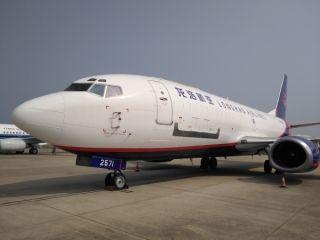 龙浩航空开通第四条货运航线