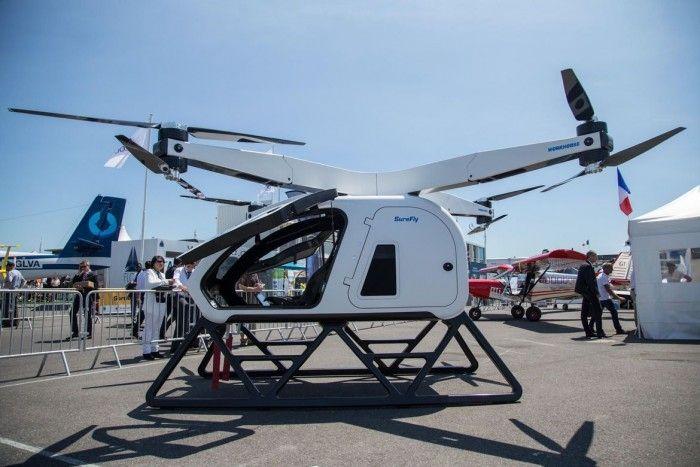 售价20万美元 这款直升机能像无人机一样飞