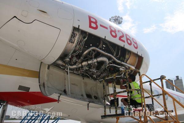 纵横航空自主完成湾流G550机型4A定检