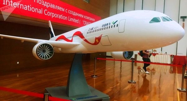 中俄远程宽体客机项目将转入初步设计阶段
