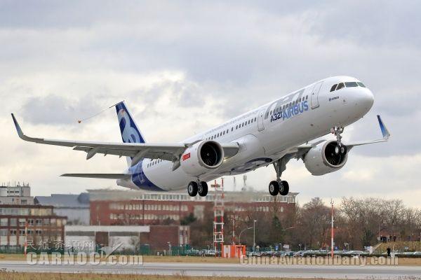 空客在巴黎航展获近400亿美元民用飞机新订单