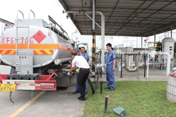 中国航油西南公司迅速开展救灾保障工作