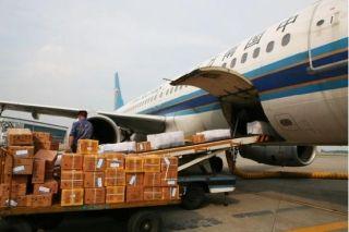 南航紧急调配2架飞机驰援茂县垮塌灾区
